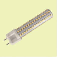 15W AC100-240V G12 LED Retrofits Single Ended Light Bulb 144 smd2835 leds 150W Halogen Replacement Dimmable
