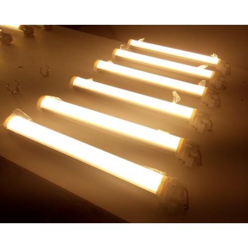 8w ac120v 230v 2g11 4 pin led light tube replace. Black Bedroom Furniture Sets. Home Design Ideas