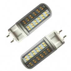 8W AC100-240V G12/E14/E27 LED Corn Light Bulb Lamp Halogen Replacement Retrofits Dimmable Clear Cover