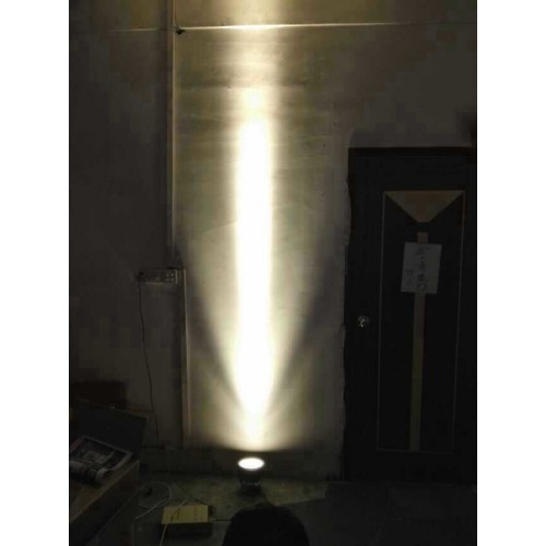 Hotel Exterior Wall Lights : 24w 220v cree led Floodlight Spot Lamp, Outdoor building wall landscape Hotel lighting ...