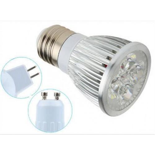 5w dimmable led spotlight e27 gu10 ac110v 220v mr16 dc12v. Black Bedroom Furniture Sets. Home Design Ideas