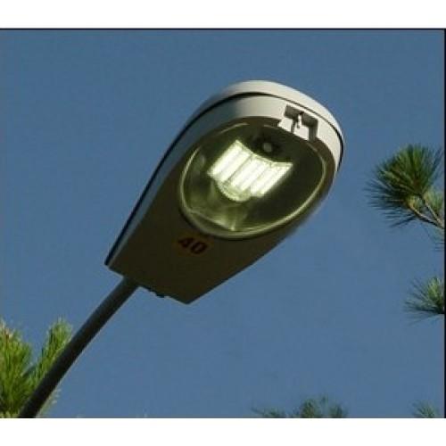 Street Light Voltage In Canada: 60W E39/E40/E27 Bridgelux LED Street Light Garden Pole