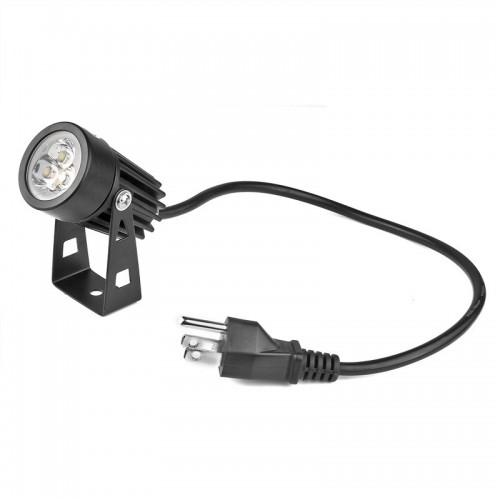 3W AC110V AC130V Mini LED Lawn Light Spot Lamp Garden