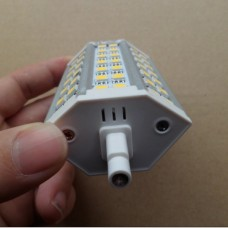 10W 118mm SMD5050 LED R7s Double Ended Lamp Light replace Floodlight Wall Halogen warm white dimmable