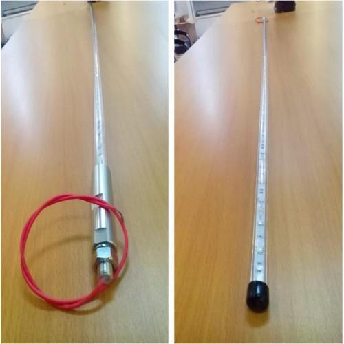 60cm 150cm 6w 17w Dc12v Led Whip Light Lighting Flag For