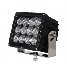 120Watt High Power Square Cree LED Auxiliary Work Light Truck SUV Jeep Engineering Vehicle 12V 24V IP67