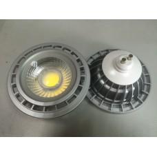 12W/15W AC110V-230V AR111 GU10 Base COB LED Spot Light bulb replaces 75W/100W Halogen Dimmable