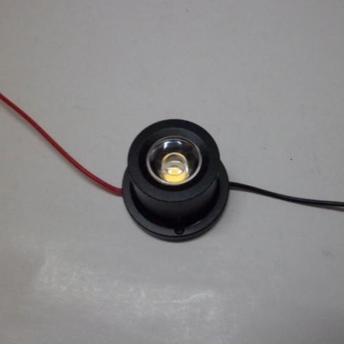 1w 3w 12v led module spotlight lampe aluminum interior - Spot led ip65 12v ...