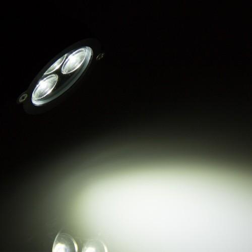 3watt 12v 110v 230v led lawn lamp spot garden light outdoor ip65 warm white yellow red - Spot led ip65 12v ...