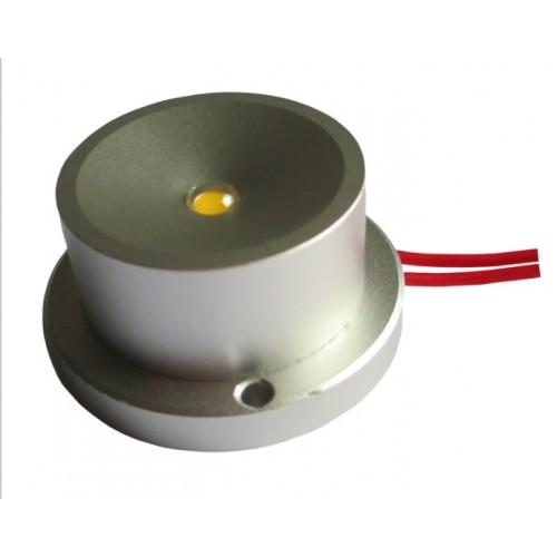 1w 3w 12v small round led module spot light waterproof - Spot led ip65 12v ...